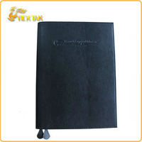 School embossed leaher book covers