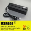 100% compatible with MSR206 perfectly Hico Magnetic stripe card reader writer encoder