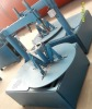 tyre and rubber cutting machine