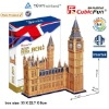(UK)CubicFun 3d puzzle BigBen DIY kids toys sale