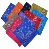 Soft 100% Cotton Bandanas For Women