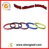 Silicone bracelet gift item
