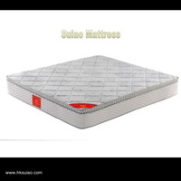 Comfortable mattress of bed set