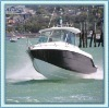 6m CE approved Fiberglass speed boat with cabin (600 Hard Top Fisherman)