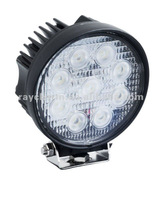 12V DC 27W LED racing light for offroad 4x4 jeep 1205-27W