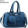 Hot Sale!!Classic color women PU business tote&messenger bag