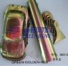 gold-green-red triple color pigment for coating industry