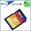 Full capacity high speed SDHC sd card