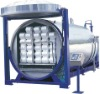 Vacuum Yarn Steaming machine