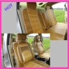 2012 New Arrival woven straw rattan car seat cushion TCSC004