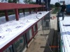 bus station shelter polycarbonate sheet