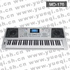 MD-176 61-key Multi-function Teaching Electronic Keyboard