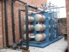 dyeing water heat reuse system