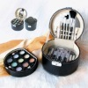 The most popular leather cosmetic gift set