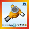 Fixed h2s gas detector with high measurement accuracy and stability
