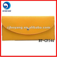 promotional envelope pu wallets for women