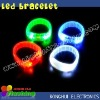 Business gift 2012 led fashion bracelet with custom logo