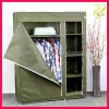 2012 new design for bedroom storage clothes cabinet