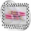 New Type Enviromental Protective Retractable Gel Pen for Kids Practice Copybook
