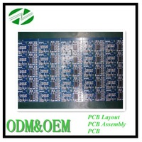 OEM electronic pcba (pcb+components assembly +testing)for electronic products