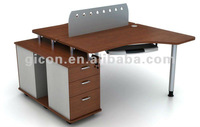Standard sizes of office workstation GF007-2B