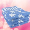 High Quality Jacquard Pillow Towel