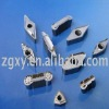 Cemented carbide mining/turning inserts