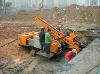 YGL-100 hydraulic multifunctional crawler drilling rig