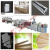 WPC foam board making machinery