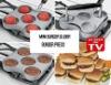 burger press ( Cast Aluminum burger press, Burger maker, grill press, Burger patties maker, Roasting pan, Roast, bakeware)