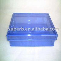 fashion pvc box for jewelry and cosmetic