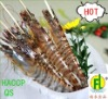 IQF frozen prawn shrimp
