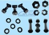 Track bolt /Fish bolt/Rail joint screw Rail bolt/T-bolt/Clip bolt/Clamp bol