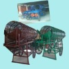 casava peeling and slicing machine for Cambodia and Vietnam market 0086-15981823781