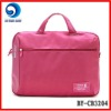 top quality 15'' white laptop computer bag/notebook bag