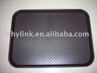 non-slip snack serving tray
