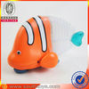 battery operated animal toys fish with light and sound function