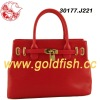 famous leather lady handbag MOQ 1pc with wholesale price