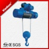 Demag type electric wire rope hoist 1t