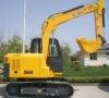 XE80 0.34m3 Bucket Capacity XCMG Crawler Excavator