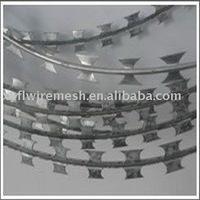 razor wire,razor wire fence