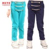 China Factory Last Design Child Garment Panty Girl Without Trousers Cotton Pants