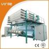 Fall Plate Double Jacquard Warp Knitting Machine