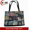 2012 wholesale women printing handbags
