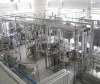 Complete set milk production line/Milk plant