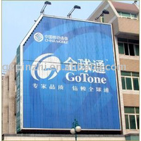 Outdoor Trivision Billboard for China Mobile