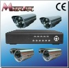 4 cameras with 4ch dvr kit