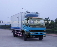 mitsubishi freezer truck price