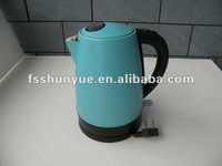 Sell 1.8L Colorful stainless electric kettle