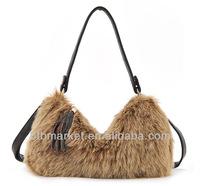 2014 Fur Lady handbag KC0425